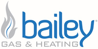 Bailey Gas & Heating Logo